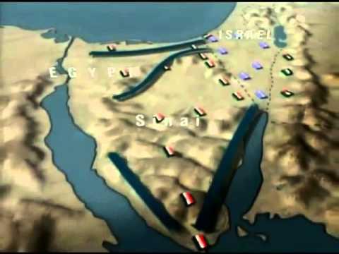 La guerra de los Seis Días Documental completo en español