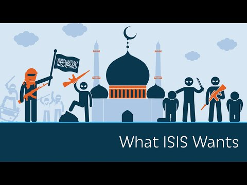 What ISIS Wants