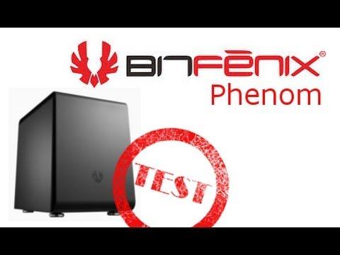 Bitfenix Phenom   test obudowy która mnie zmiażdżyła!