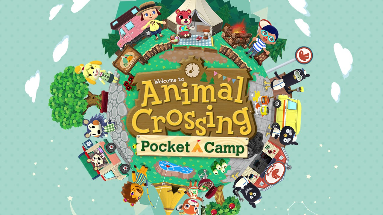 Animal Crossing: Pocket Camp OST - Sunny Noon