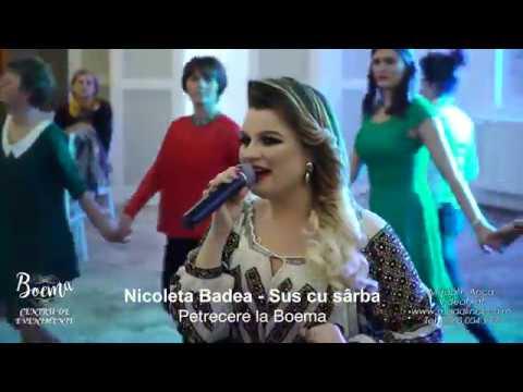 NICOLETA BADEA - Sus cu sârba - colaj de petrecere