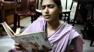 Download Hindi Video Songs - amar hiyar majhe lukiye chhile - Amrita