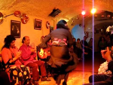 ORIGINAL GRANADINO FLAMENCO (IV) (clip)