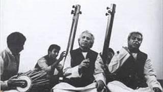 Dagar brothers Jr - Raga Bageshri, New York 1983