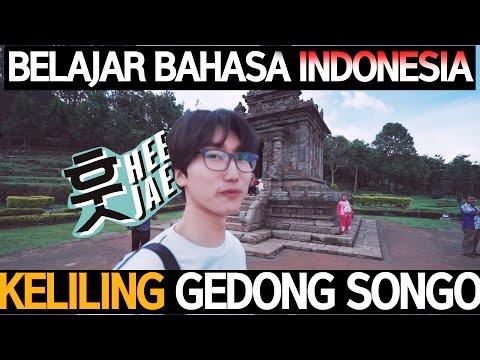 [Korean VLOG] Keliling Gedong Songo!! 스마랑, 그동송오 [SEMARANG, INDONESIA] with a7s, mavic