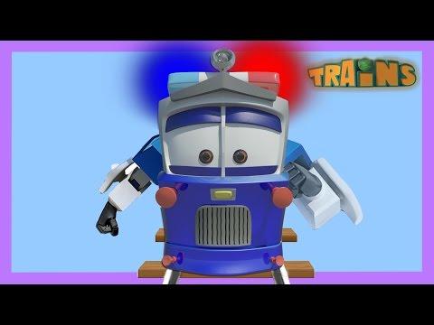 George Rescue tool | #05.Lightning Rod | Robotrain George