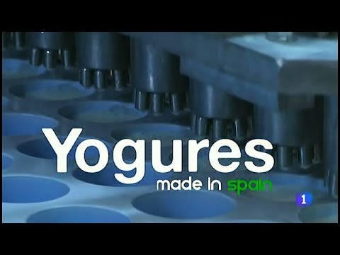 92-Fabricando Made in Spain - Yogures