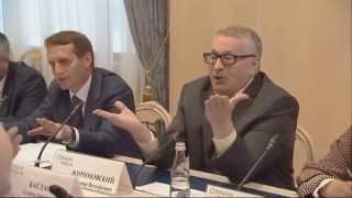 Жириновский дает прогноз войне в Сирии  Новости 2015
