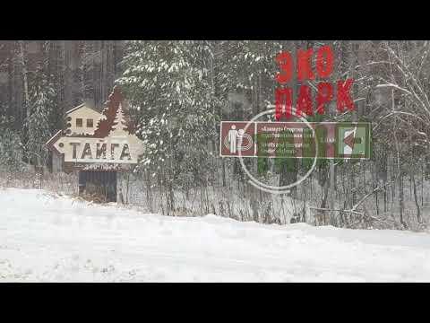 Эко парк Тайга. Тюмень.