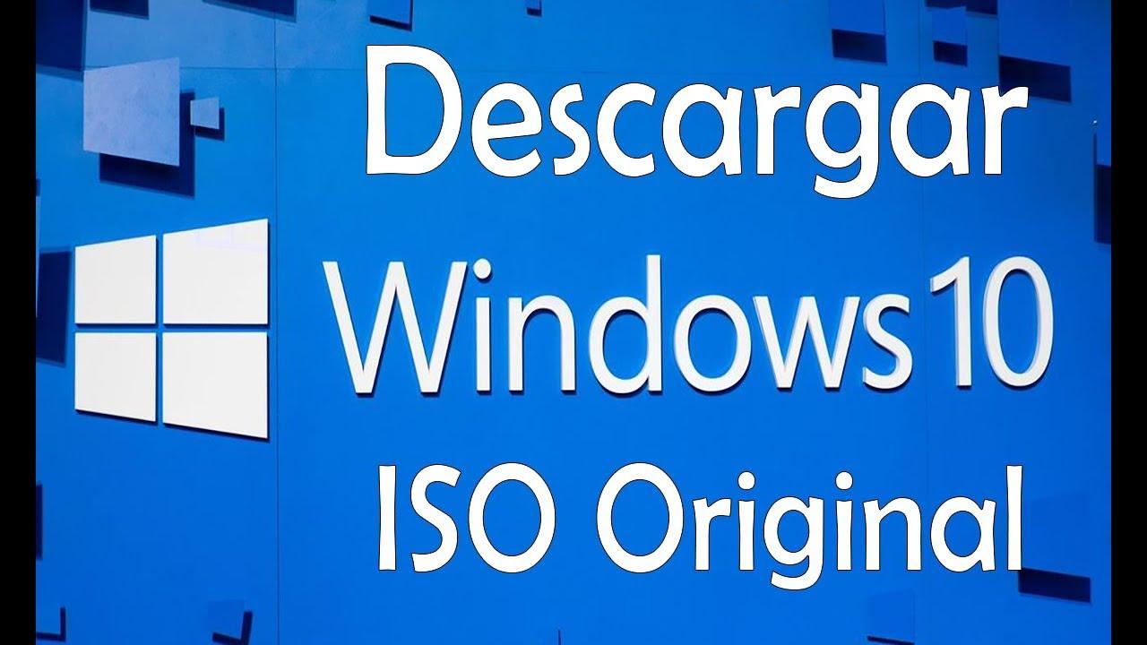 descargar windows 10 pro 64 bits 2018 original