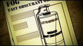Arsenal - FOG - Fast Obscurant Grenade