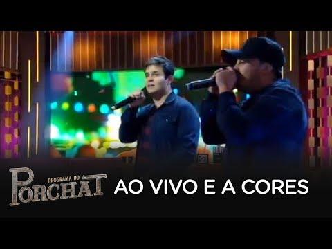 Matheus & Kauan cantam o hit Ao Vivo e a Cores