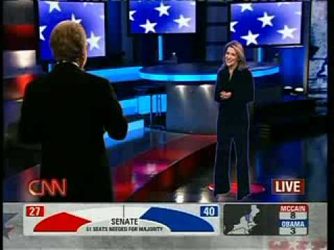 CNN Hologram TV