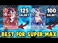 NBA 2K18 MyTEAM MUST BUY OVERPOWERED PLAYERS TO DOMINATE SUPER MAX!! (ROUND 3)