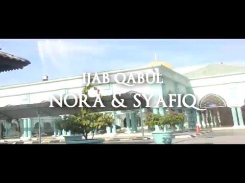 Majlis Pernikahan Nora Nilasari & Syafiq...