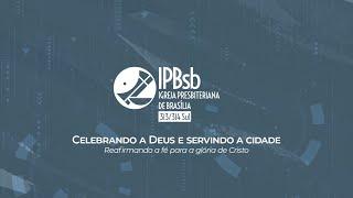 2021-10-17 - EBD - Presbiterianismo Avançado - Batismo Infantil - Ir. Luiz Carlos