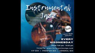 Forte Jazz Lounge  | Brett Belanger Trio  | Instrumental Jazz