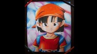 Speed Drawing Pan (Dragon Ball GT)
