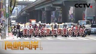 《海峡两岸》美商会妄言加强美台合作 20200621 | CCTV中文国际