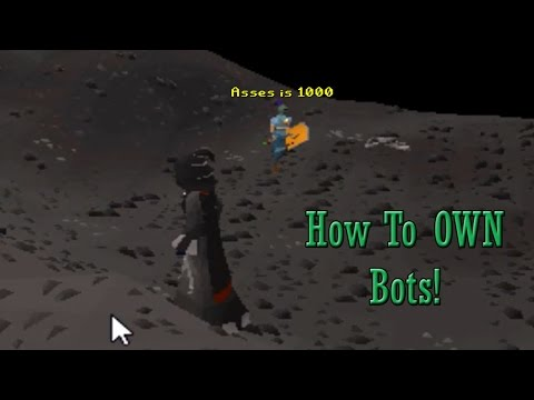 How to Mess With BOTS on OSRS from YouTube · Duration:  7 minutes 13 seconds