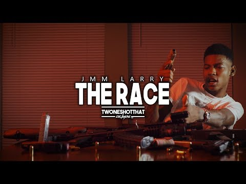 Jungle Muzik Larry - The Race ( Tay-K Remix ) | Official Music Video | TWONESHOTTHAT™