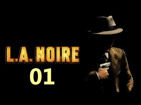Let's Play L.A. Noire #001 - Eine korrupte Stadt