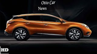 Hot News !!!! 2018 Nissan Murano Engine Overview