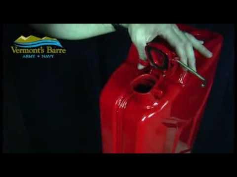Long Term Gas Storage