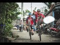 MTB Riders Ben Deakin And Olly Wilkins Ride Taal Volcano In Philippines mp3