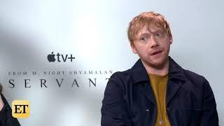 Rupert Grint Talks About Emma And Tom