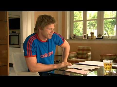 Oliver Kahn und die Liebe zum Fußball - Dokumentation
