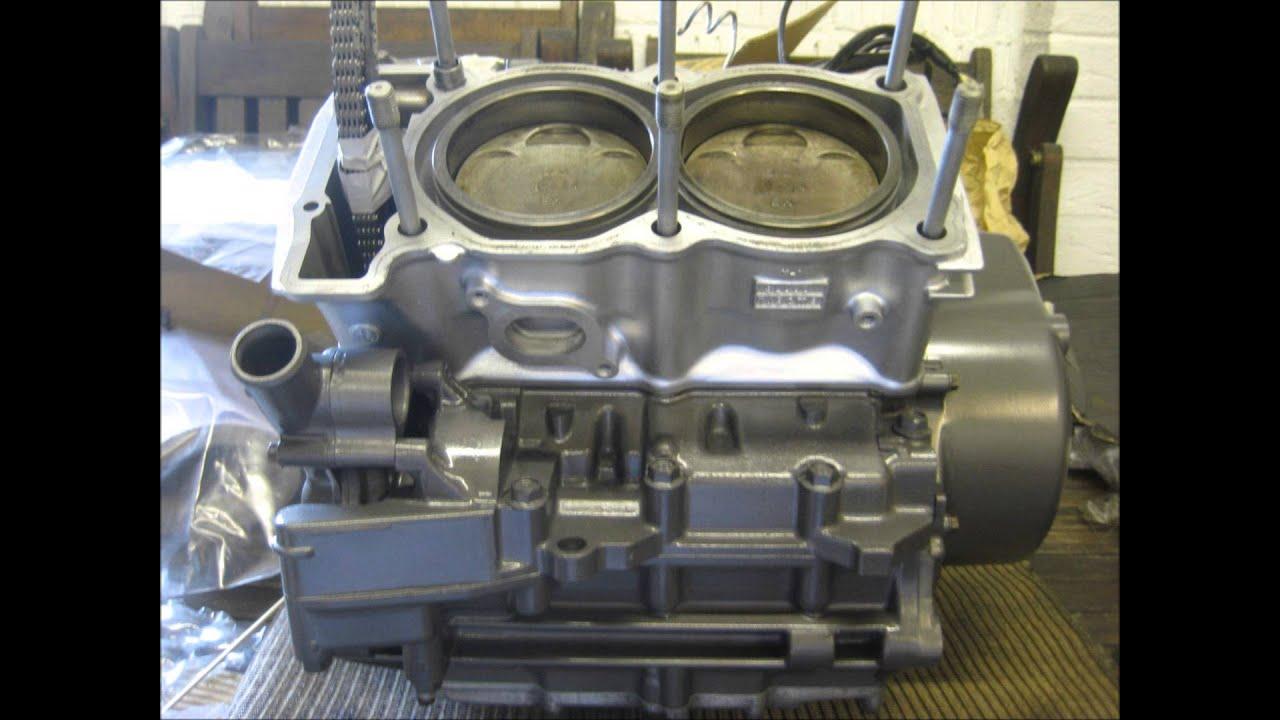 Yamaha  Z Engine Manual