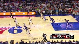 2nd Quarter, One Box Video: Philadelphia 76ers vs. Chicago Bulls