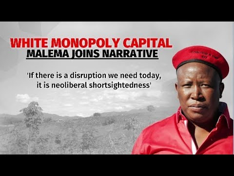 EFF targets White monopoly capital