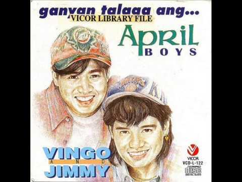 April Boys - Ganyan Talaga Ang Pag-ibig