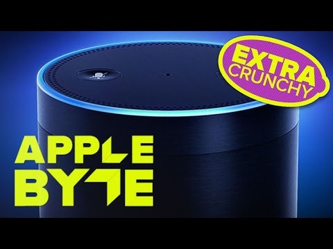 Apple's working on an Echo-like smart speaker of its own. (Extra Crunchy, Ep. 82)
