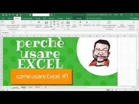 Perché usare Excel - [CORSO BASE 1/6]