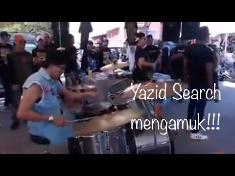 Yazid Search ft Triology Band - Pelesit Kota