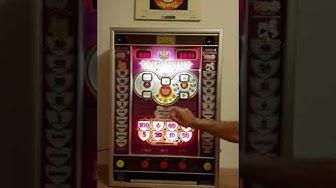 Spielautomat Geldspielautomat Crown Jubilee