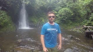 Malabsay Falls Rain Forest Naga City Camarines Sur Philippines Gopro 4 silver