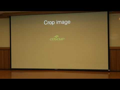 COSCUP 2016 Unconf Day 2 — 8  COSCUP + AppDevKit — Jeff Lin