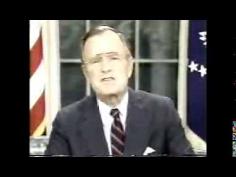 September 27, 1991 NBC News Special Report (Nuclear Weapons Reduction/Pres. George H.W. Bush)
