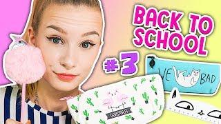 BACK TO SCHOOL ❤️ #3 TEST PRZYBORÓW Z ALI