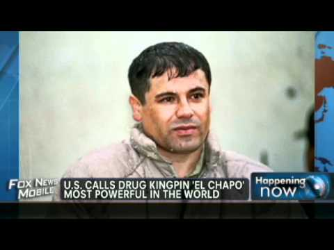 "Mexico Drug Kingpin Joaquin ""El Chapo"" Guzman - Forbes Magazine"