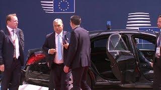 Orbán Viktor levélben tiltakozott Frans Timmermans ellen 19-06-30