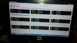 ficm main power fluctuating