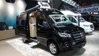 2019 Hymer Grand Canyon S Sprinter - Exterior and Interior - Caravan Show CMT Stuttgart 2019