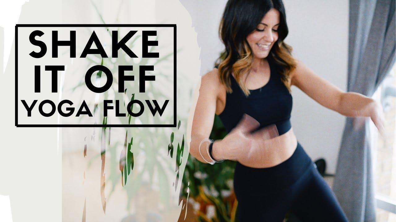 Download SHAKE IT OFF YOGA FLOW | HMFYOGA