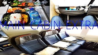 American Airlines MAIN CABIN EXTRA London to New York|Boeing 777-300ER