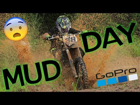 Gnarly Mud Riding In North Carolina! Gopro Raw Mudding!